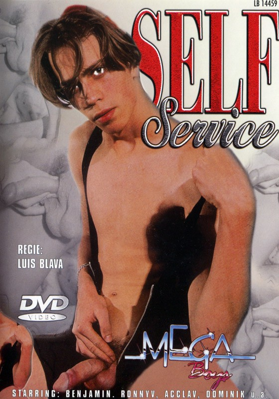 Self Service DVD - Front