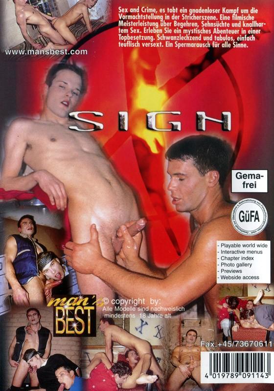 Sign DVD - Back