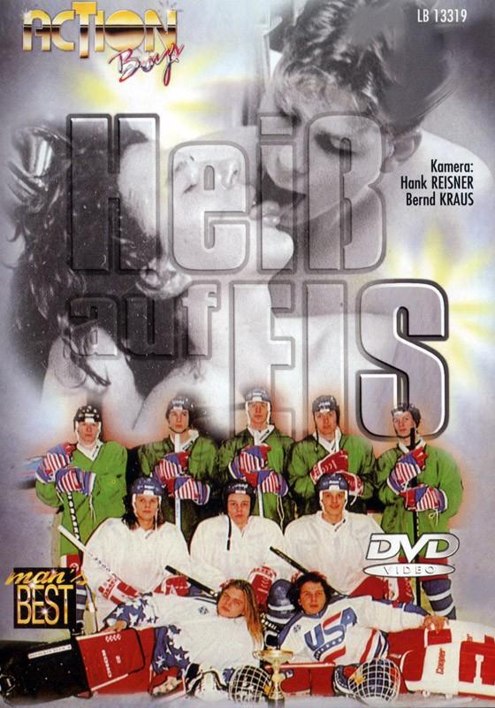 Heiss Auf Eis DVD - Front