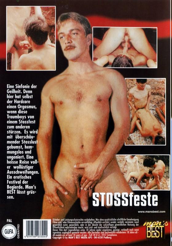 Stossfeste DVD - Back