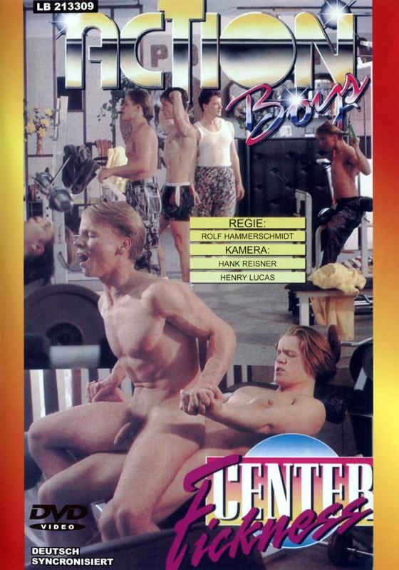 Fickness Center DVD - Front