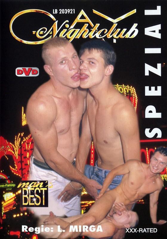 Gay Nightclub DVD - Front
