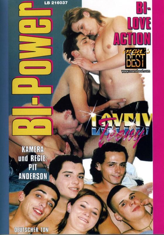 Bi Power DVD - Front