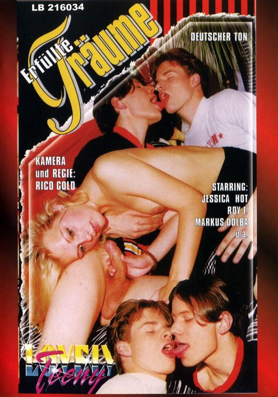 Erfüllte Träume DVD - Front