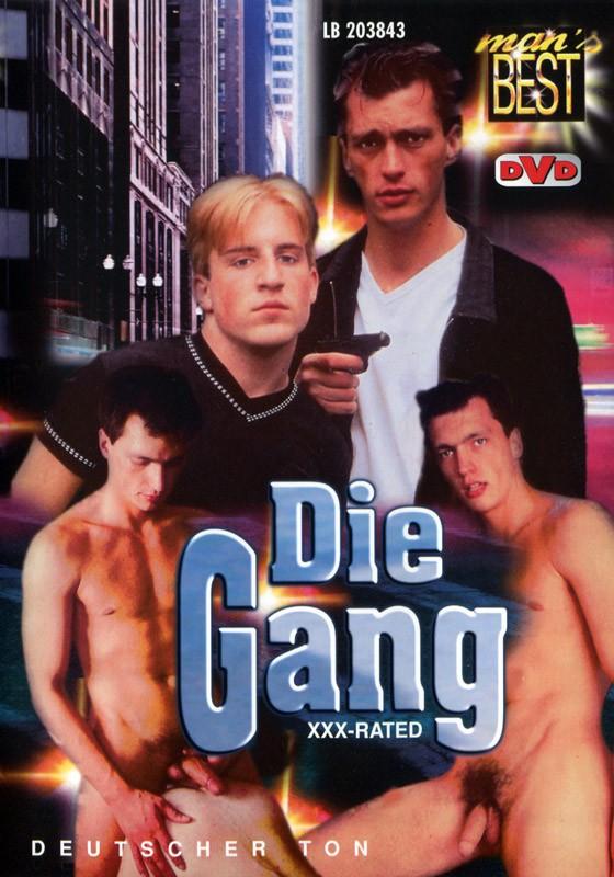 Die Gang DVD - Front