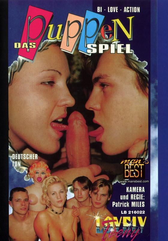 Das Puppenspiel DVD - Front