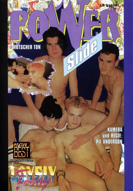 Power Slide DVD - Front