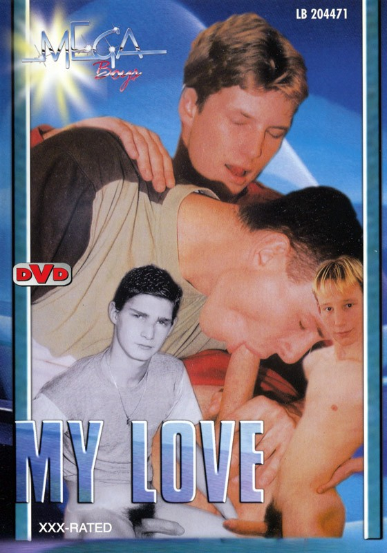 My Love DVD - Front