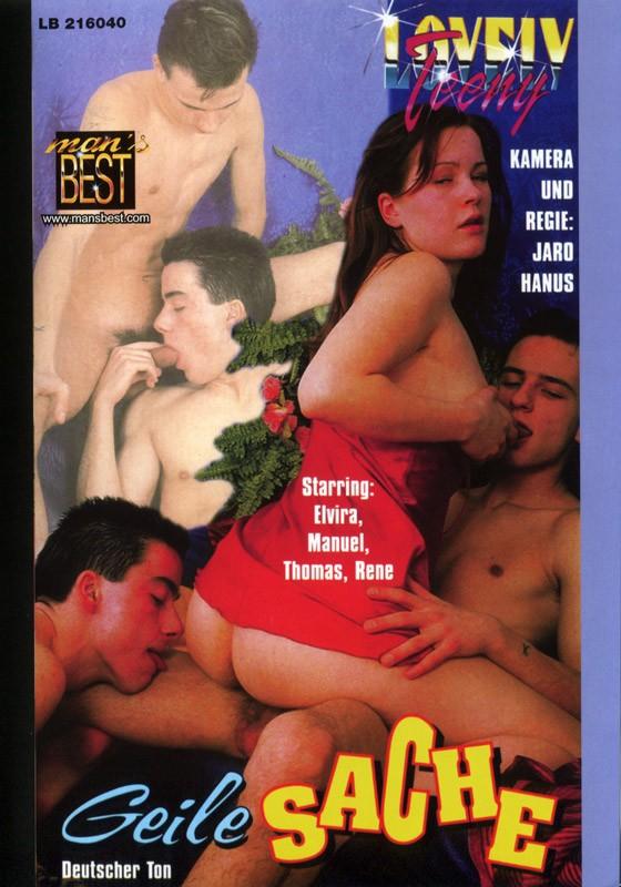 Geile Sache DVD - Front