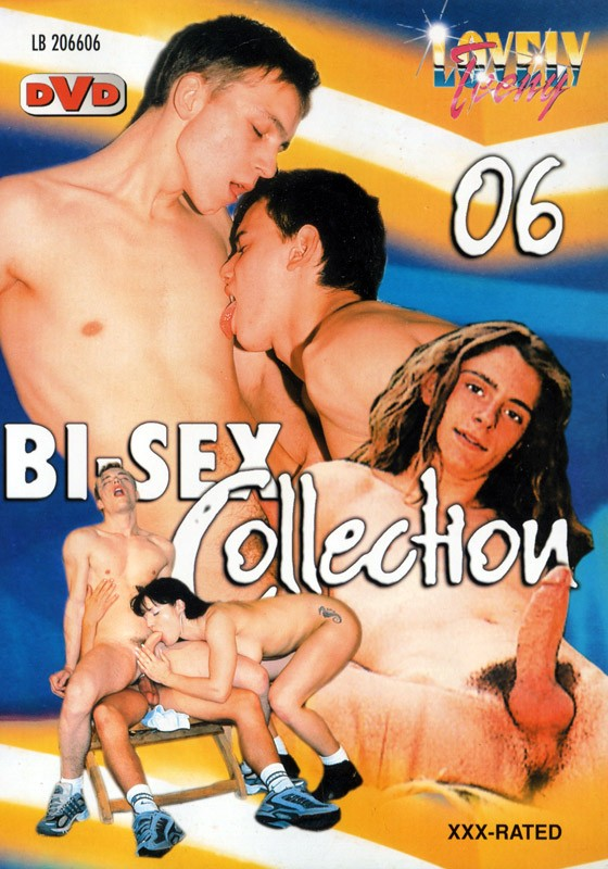 Bi Sex Collection 6 DVD - Front