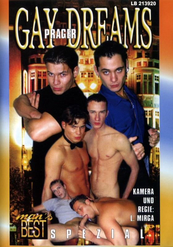 Prager Gay Dreams DVD - Front