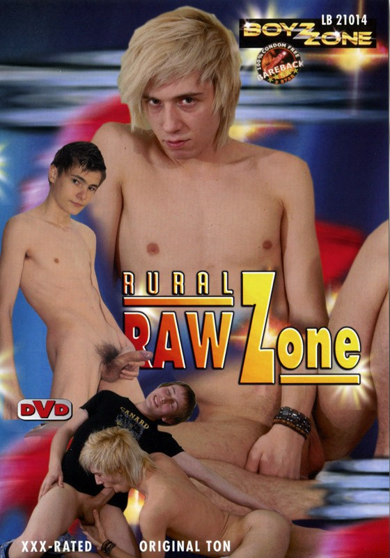 Rural Raw Zone DVD - Front