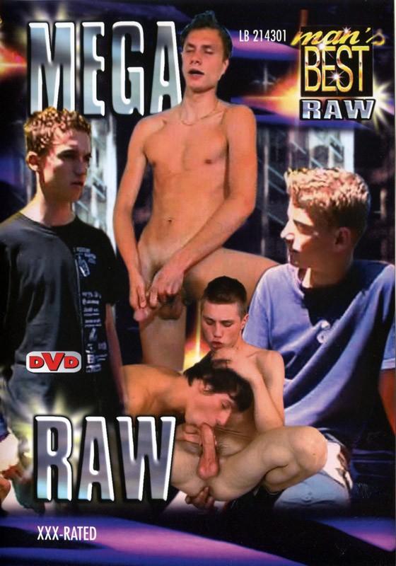 Mega Raw DVD - Front