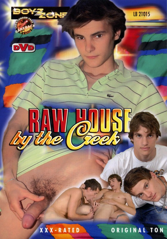 Raw House By The Creek DVD - Front