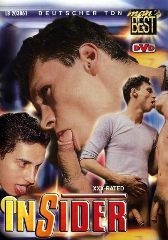 Insider DVD - Front