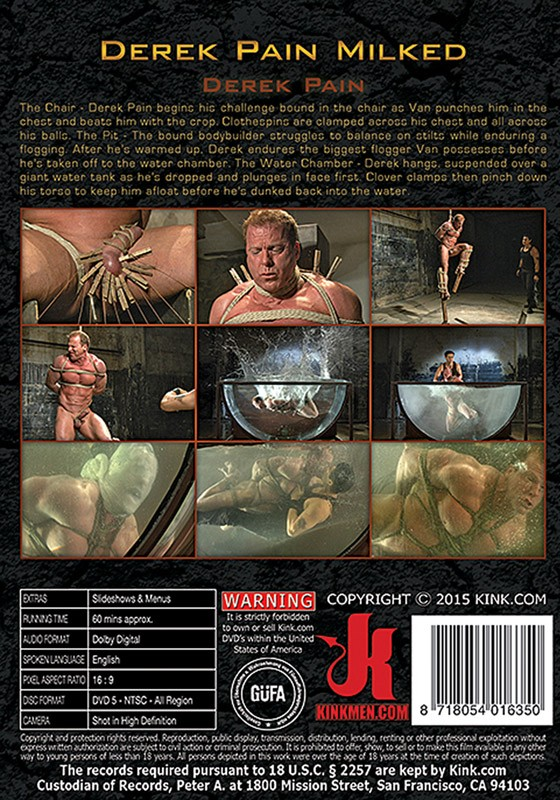 30 Minutes Of Torment 8 DVD (S) - Back