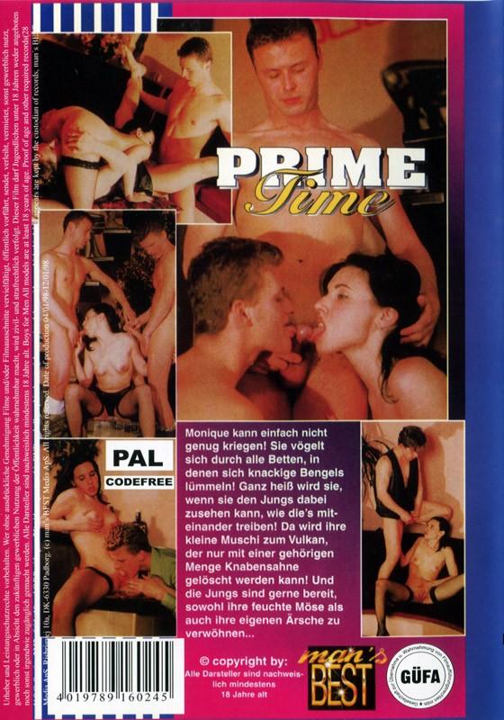 Prime Time DVD - Back