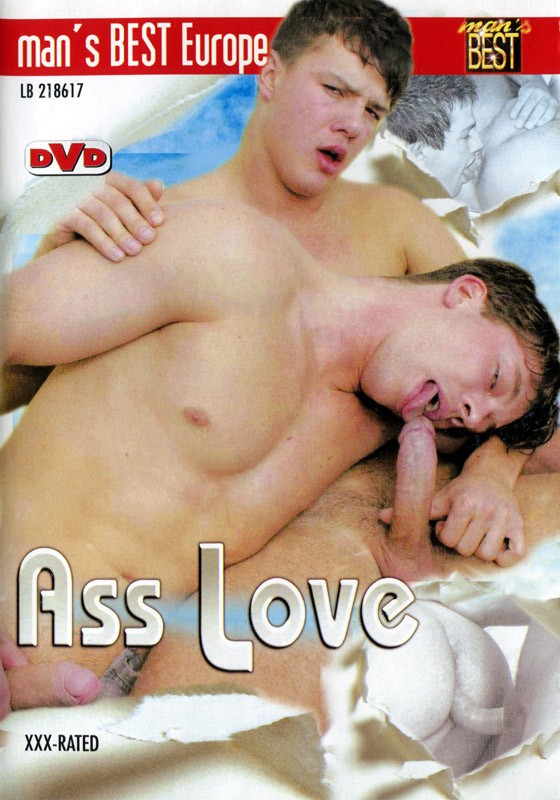 Ass Love DVD - Front