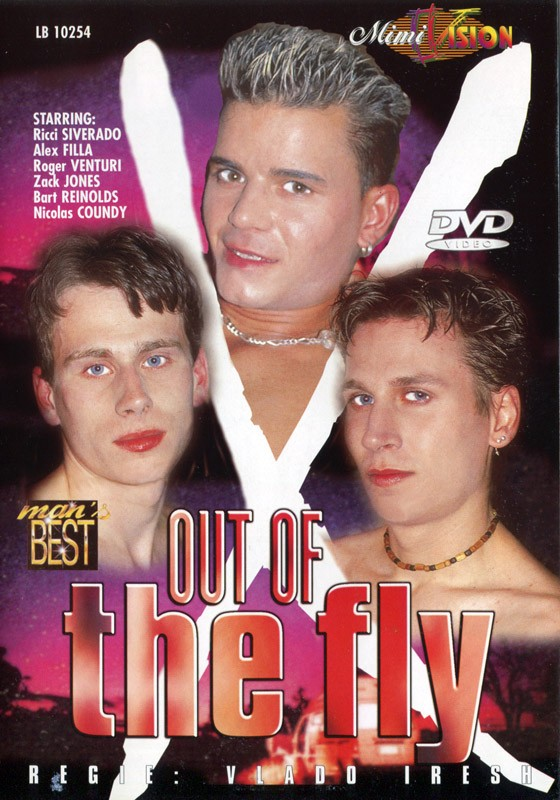 Out Of The Fly DVD - Front