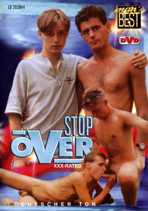 Stop Over DVD - Front