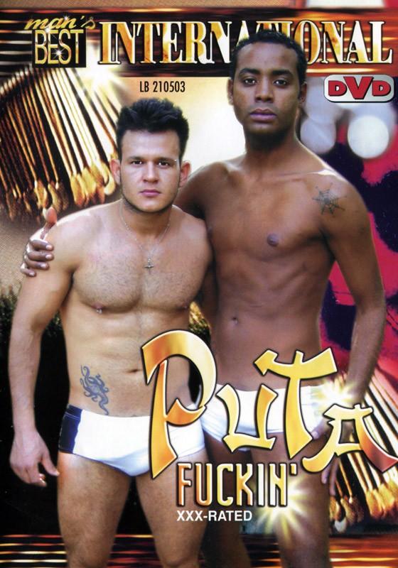 Puta Fuckin' DVD - Front