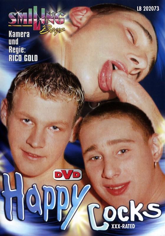 Happy Cocks DVD - Front