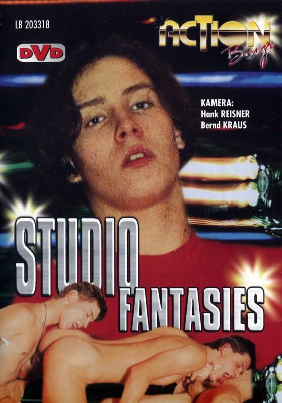 Studio Fantasies DVD - Front