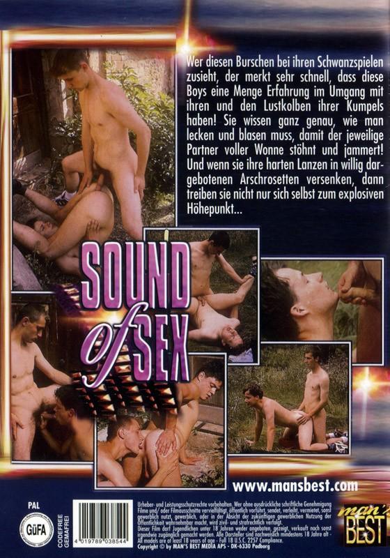 Sound Of Sex DVD - Back