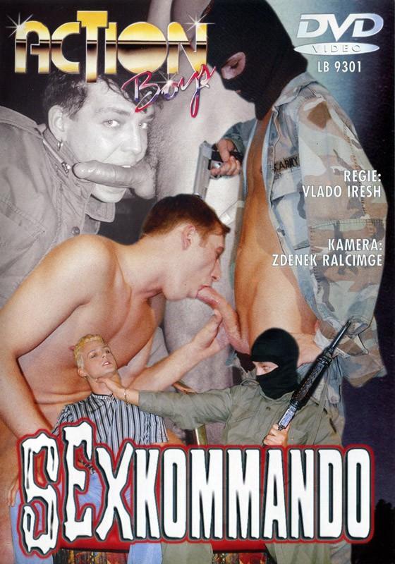 Sex Kommando DVD - Front