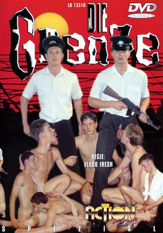 Die Grenze DVD - Front