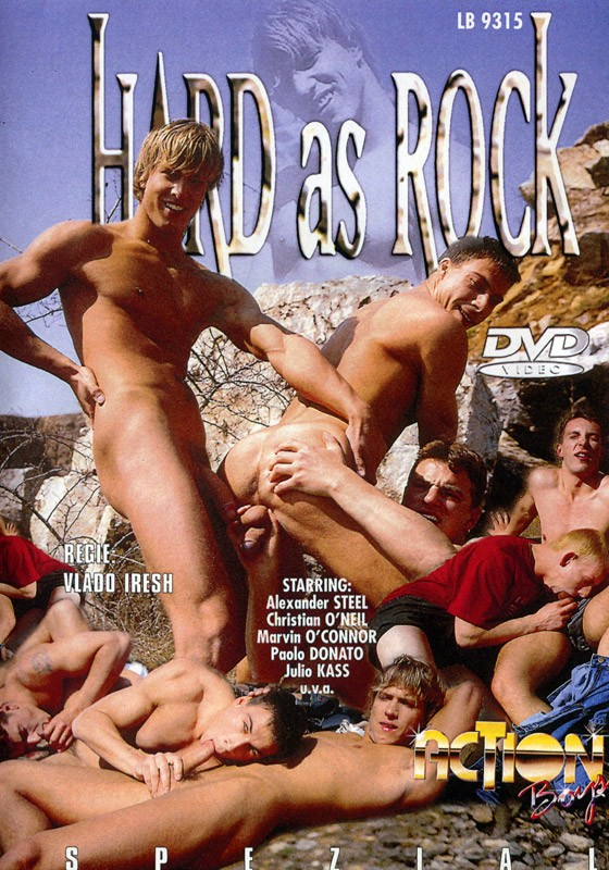 Hard As Rock DVD - Front