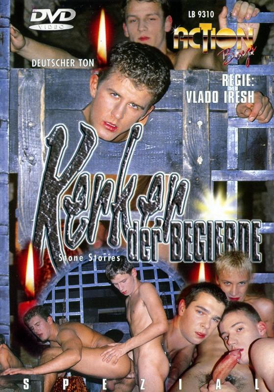 Kerker Der Begierde DVD - Front