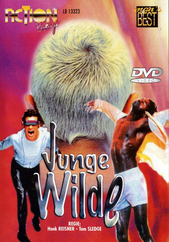 Junge Wilde DVD - Front