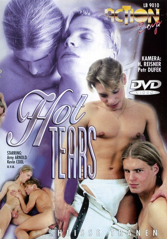Hot Tears DVD - Front