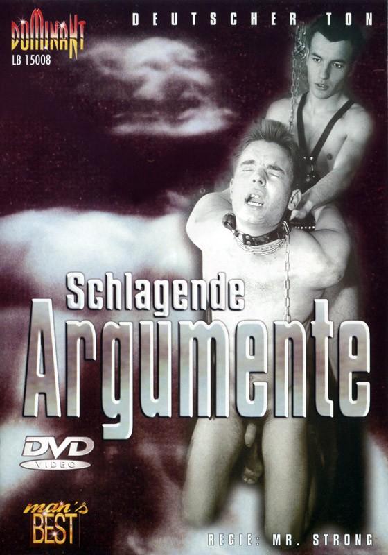 Schlagende Argumente DVD - Front