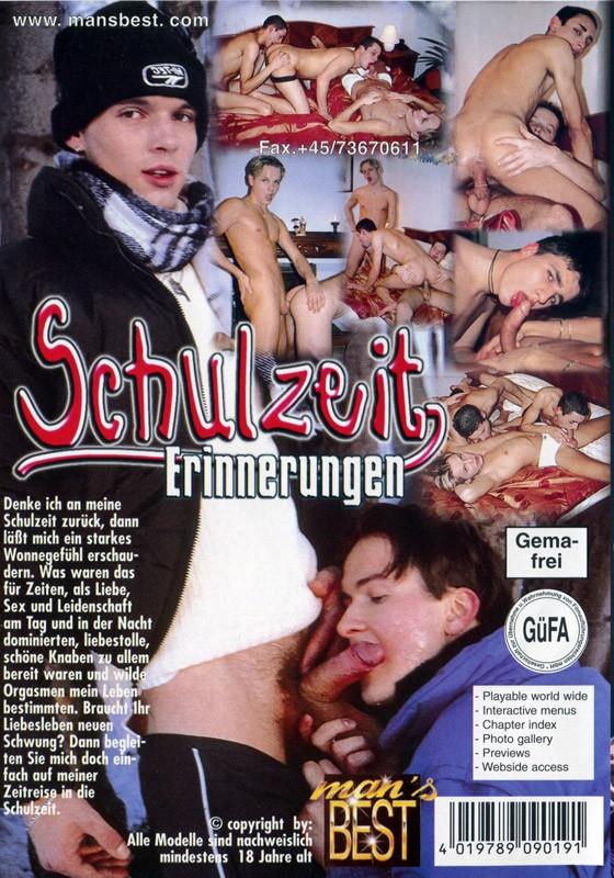 Schulzeit Erinnerungen DVD - Back