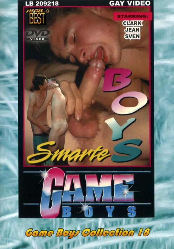 Game Boys Collection 18 - Smarte Boys + Sperma Kanonen DVD - Front