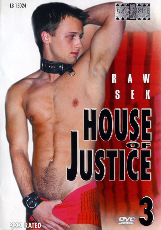 House Of Justice 3 DVD - Front