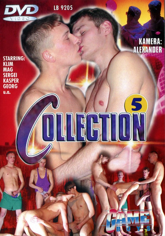Game Boys Collection 5 - Rosettenstecher + Kasper's Party DVD - Front