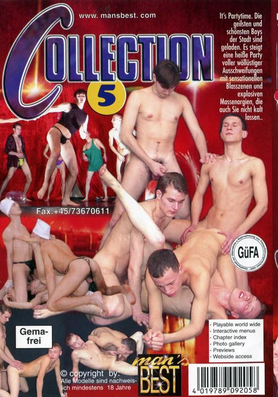 Game Boys Collection 5 - Rosettenstecher + Kasper's Party DVD - Back