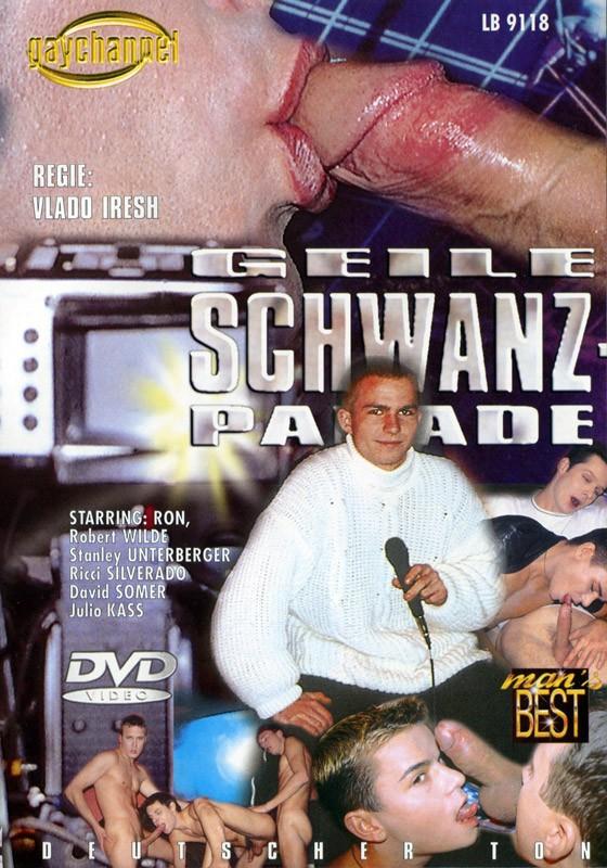 Geile Schwanzparade DVD - Front