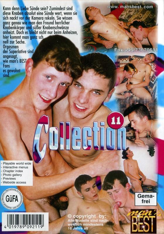 Game Boys Collection 11 - Höllisch Gut + Baby Suck Me DVD - Back