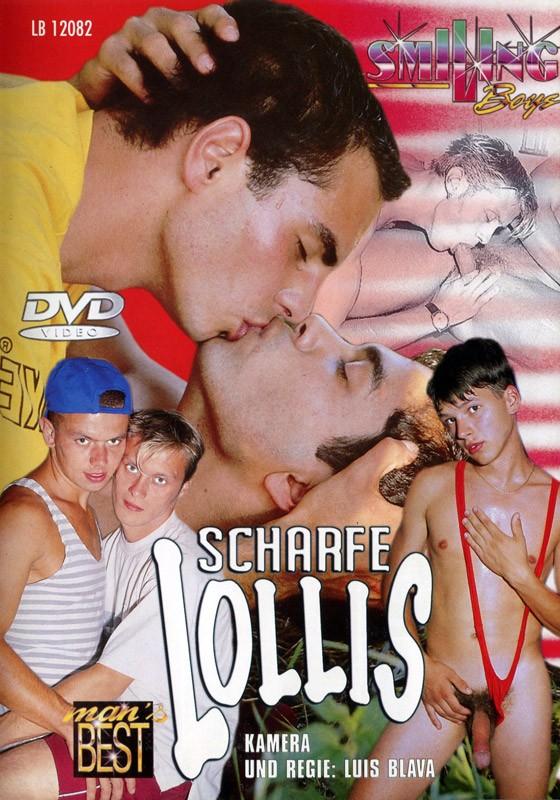 Scharfe Lollis DVD - Front