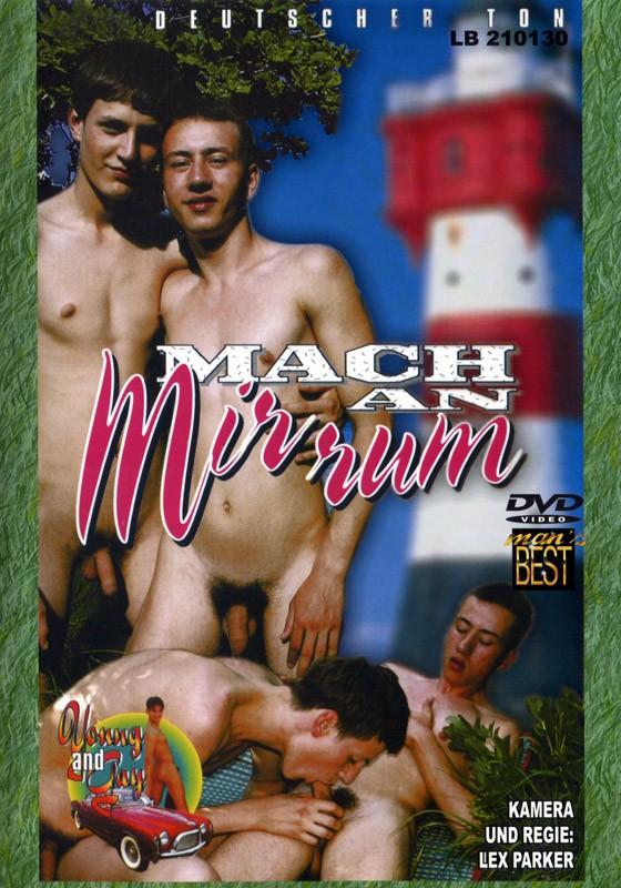 Mach An Mir Rum DVD - Front