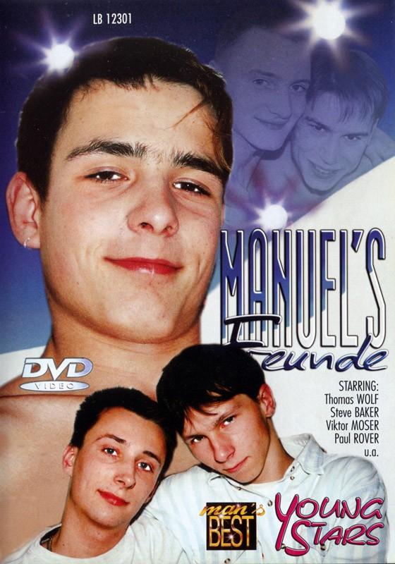 Manuel`s Freunde DVD - Front