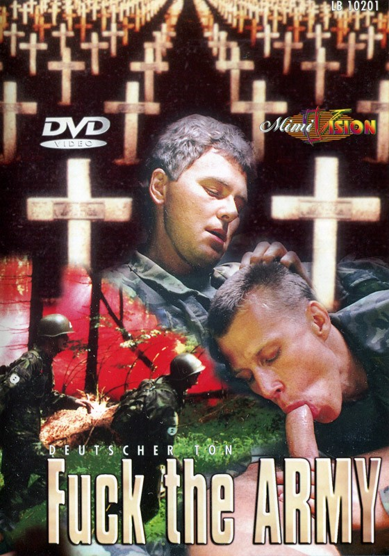 Fuck The Army DVD - Front
