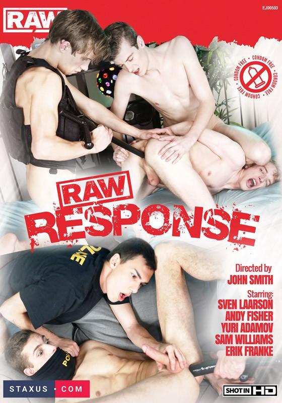 Raw Response DVD - Front