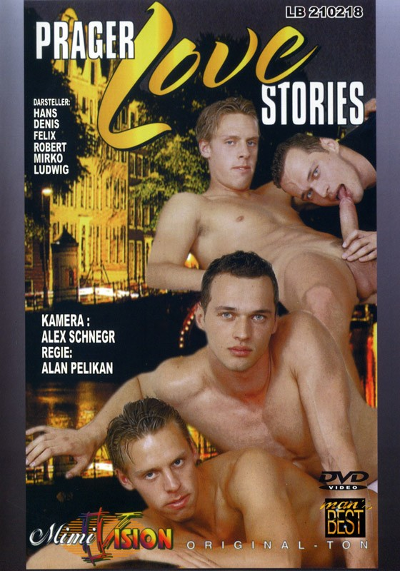 Prager Love Stories DVD - Front