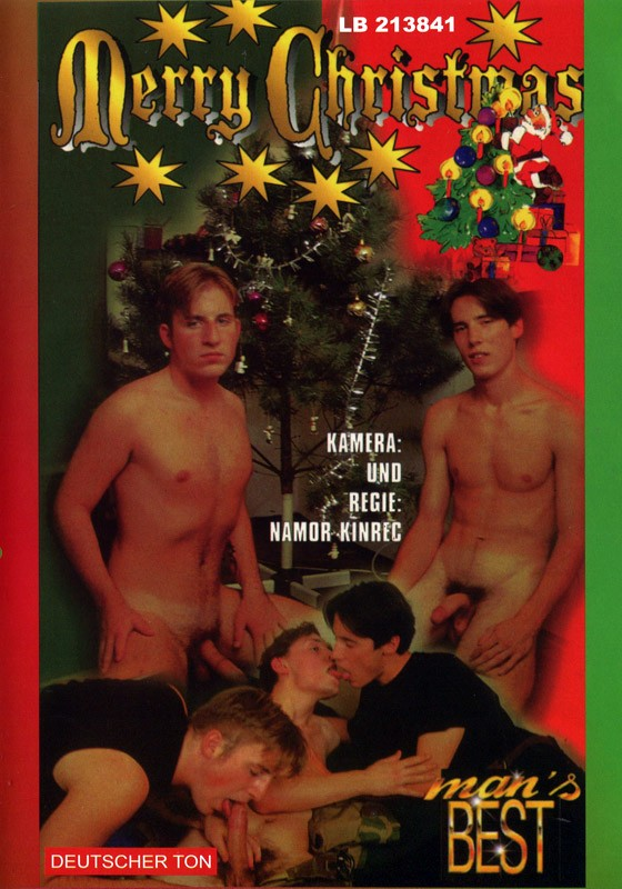 Merry Christmas DVD - Front