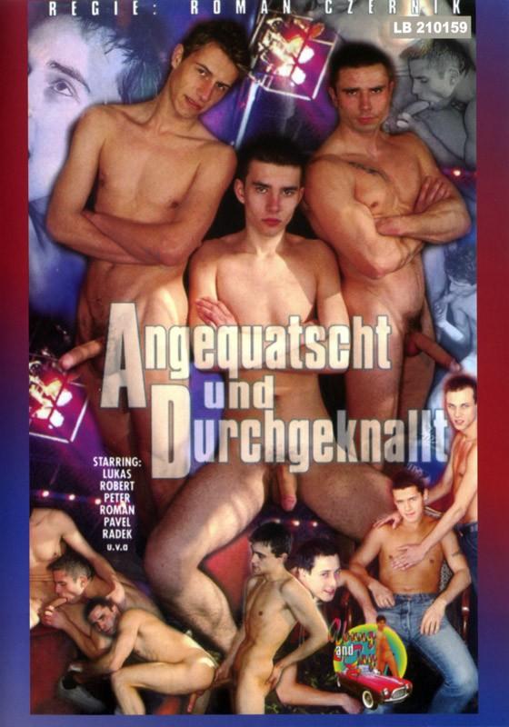 Angequatscht Und Durchgeknallt DVD - Front